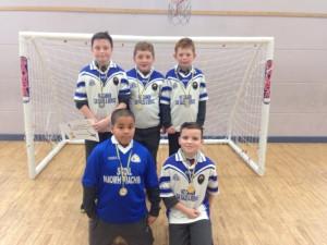 Indoor Soccer League runner ups