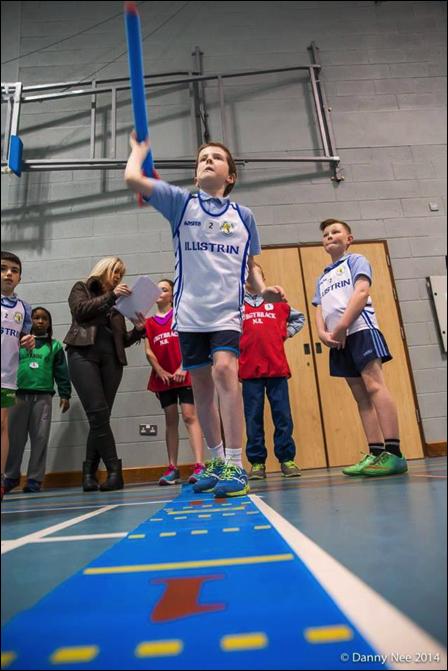Sports Hall Athletics Team 2014 - 2015